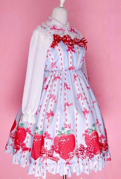 Strawberry Fields JSK Dress