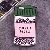 iPhone Love Potion & Chill Pill Phone Cases