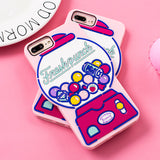 Rubber Gumball Phone Case