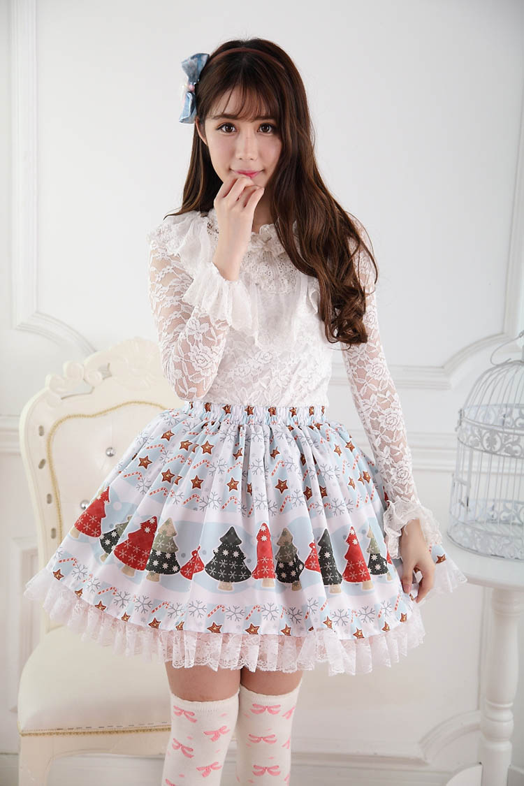 Winter Wonderland Skirt