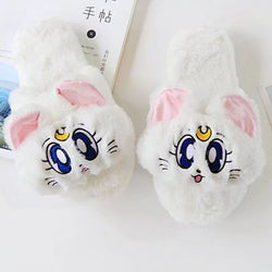 Artemis Cat Slippers