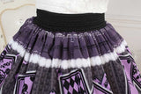 Pastel Goth Gothic Lolita Skirt Poker Playing Cards Gambling Dress by Kawaii Babe