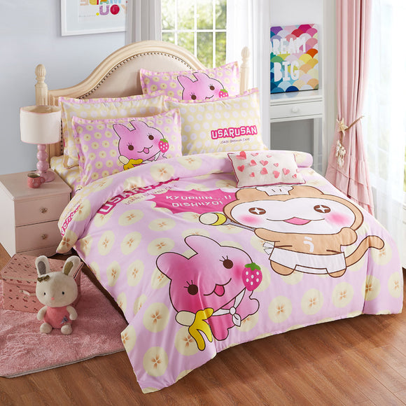 Strawberry Baking Bedroom Set