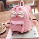 Pink Panda Backpack