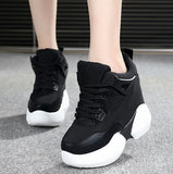 Princess Wedge Sneakers