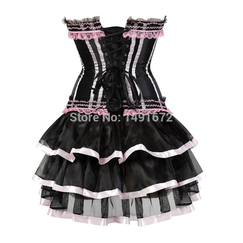Genuine Corset Dresses