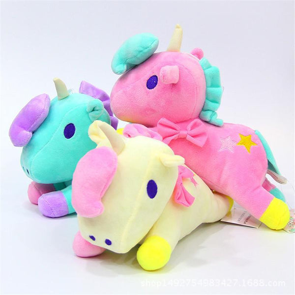 magical unicorn plush toy stuffed animal stuffy little twin stars sanrio pastel fairy kei cgl abdl by ddlg playrgound