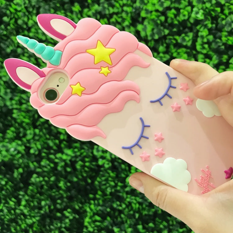 pastel fairy kei magical unicorn phone case iphone cases 3d soft rubber stars hearts pink by kawaii babe