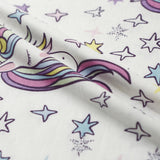 magical rainbow unicorn crop top tank top shirt muscle tee belly  by kawaii babe