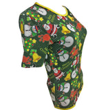 christmas santa clause reindeer holiday adult onesies adult baby diaper lover abdl ddlg jumpsuit romper bodysuit one piece snap crotch kink fetish cgl dd/lg community
