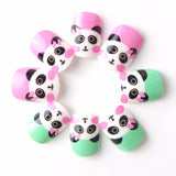 Panda Bear False Nails