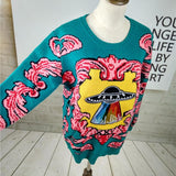 Alien Contact Sweater