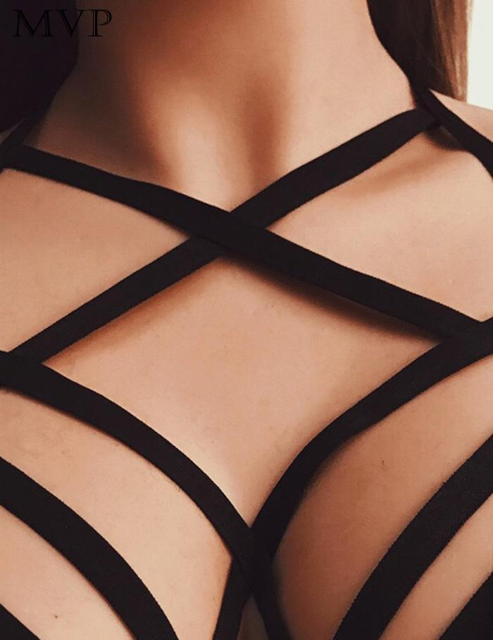 Chic Diamond Harness