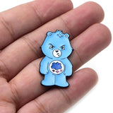 Care Bear Grumpy Bear Blue Enamel Pin Lapel Brooch ABDL CGL Age Play Regression by DDLG Playground