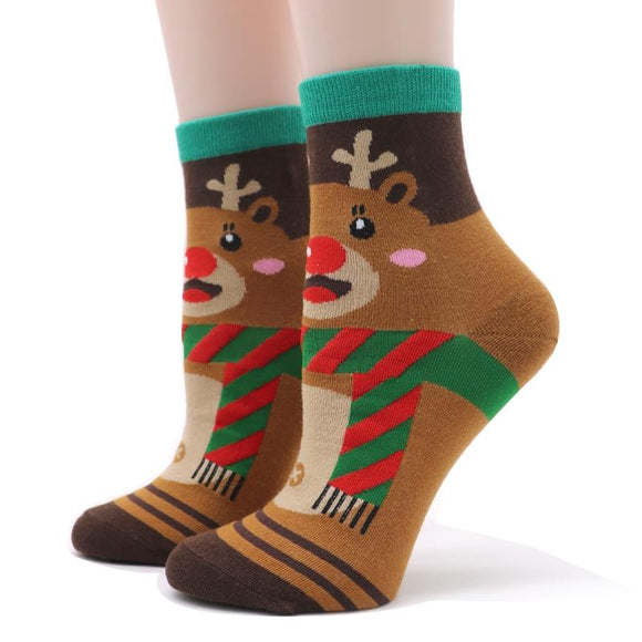 Little Reindeer Sockies
