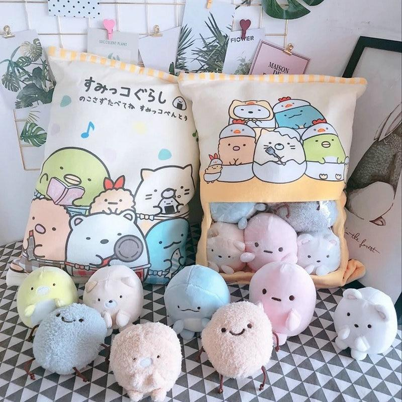 Bag Of Kawaii Plushies