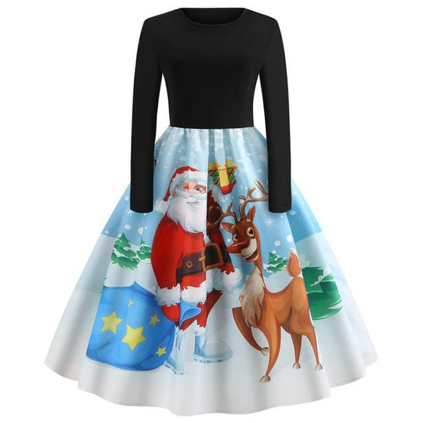 Sweetest Little Christmas Dress