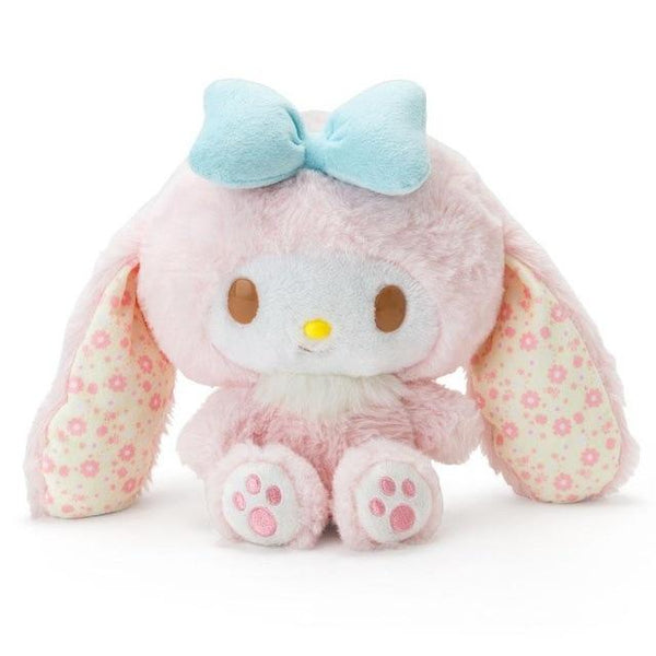 Kawaii Pink My Melody Plush Toy Stuffed Animal Cute Sanrio Japan