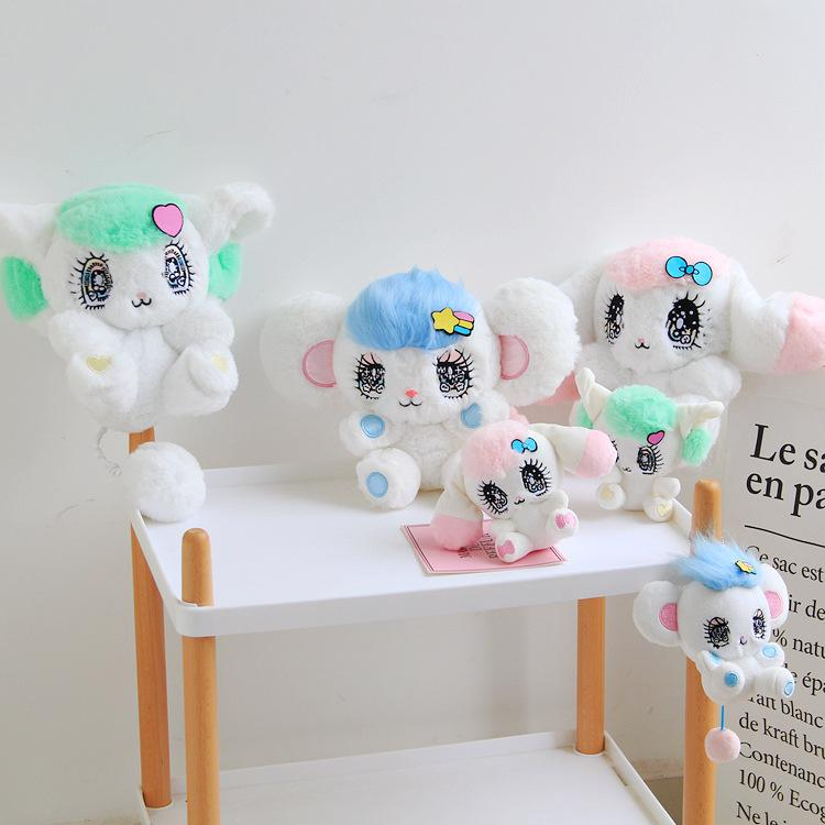 Bright-Eyed Bunny Plushies