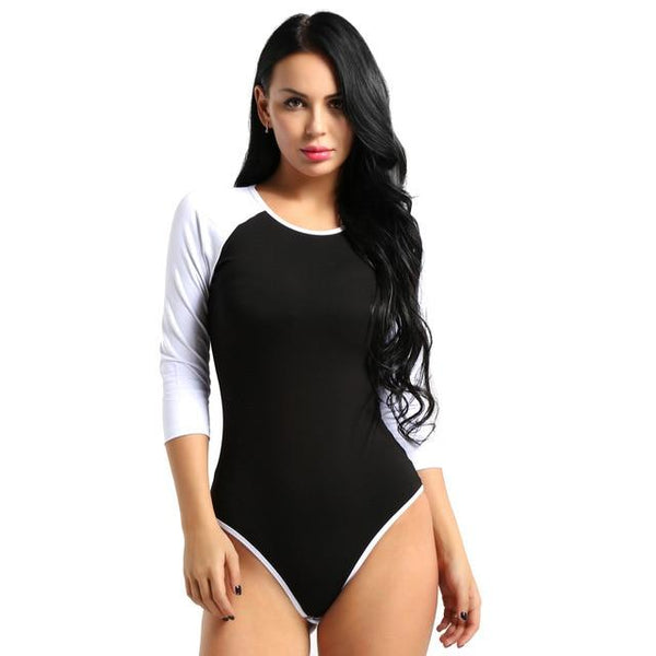 3/4th Length Sleeve Bodysuit