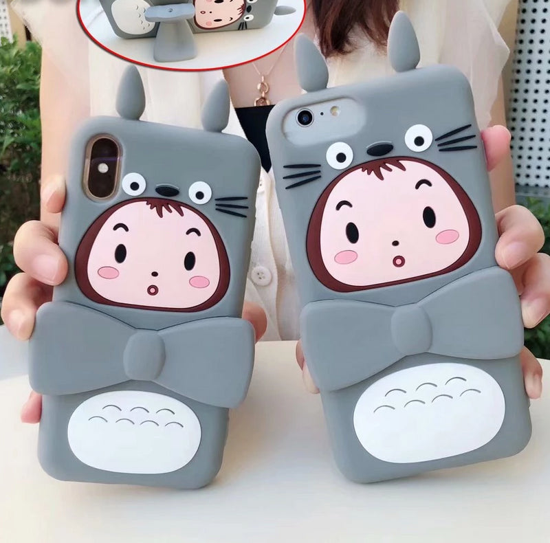 Baby Chinchilla iPhone Case