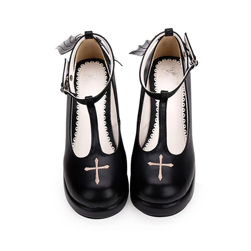 Dark Maiden Shoes