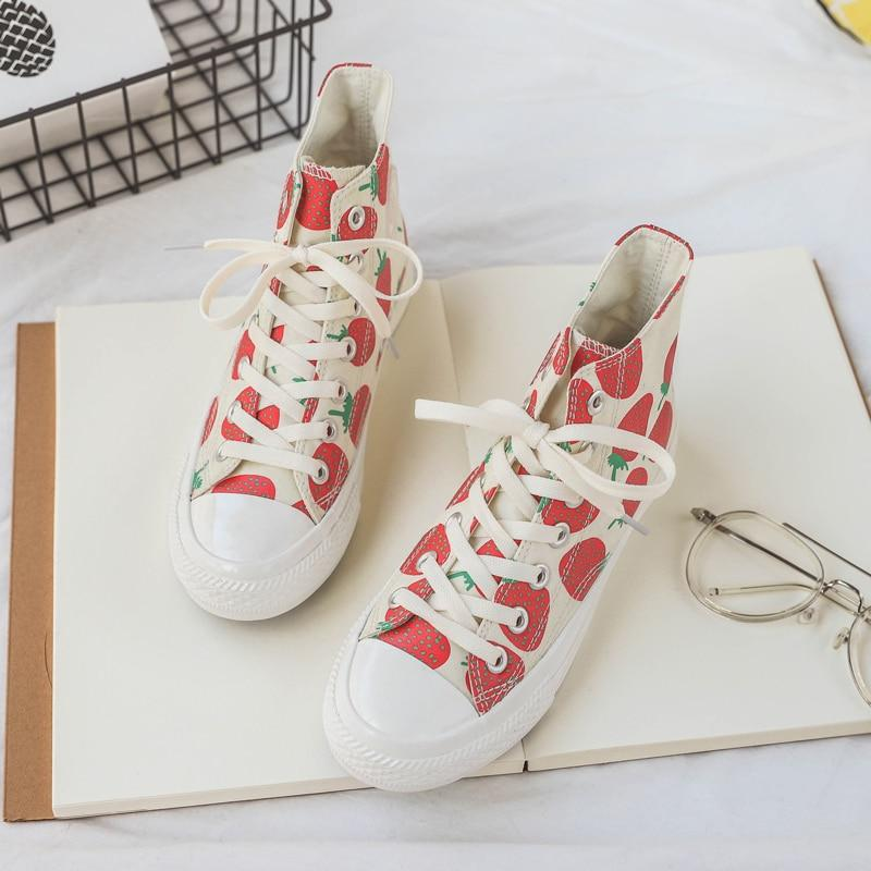 Berry Babe Sneakers