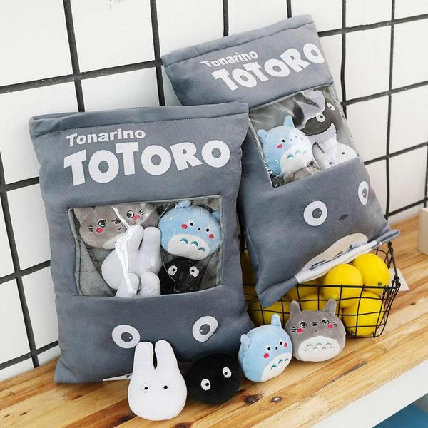 Bag Of Chinchilla Plushies