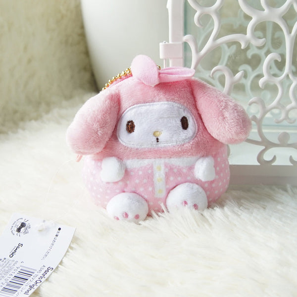 Kawaii Plush Coin Pouches