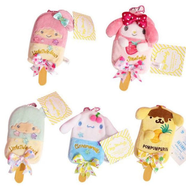 Kawaii Plush Lollies