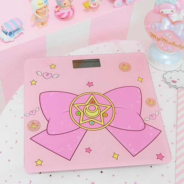 Magical Girl Digital Scale