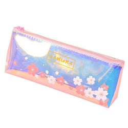 Sakura Blossom Pencil Bag - Style 1 - cosmetic bag