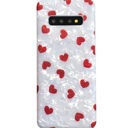 Shimmering Heart Samsung Cases - phone case