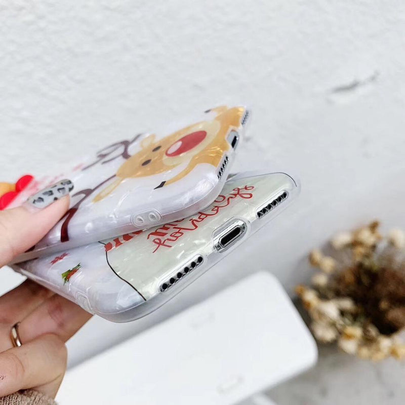 Shimmering Holiday iPhone Case - phone case