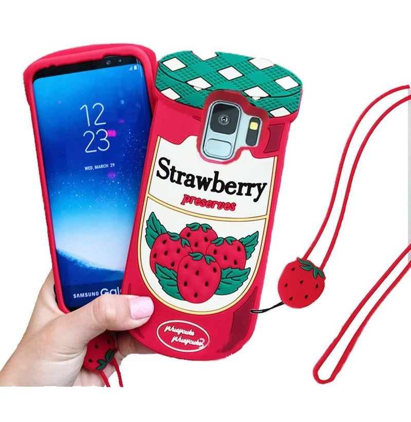 Strawberry Jam Samsung Case - phone case