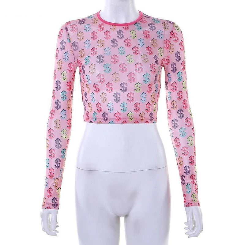 Sugarbaby Crop Top - sweater