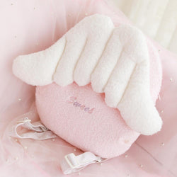 Sweet Angel Plush Backpack - backpack
