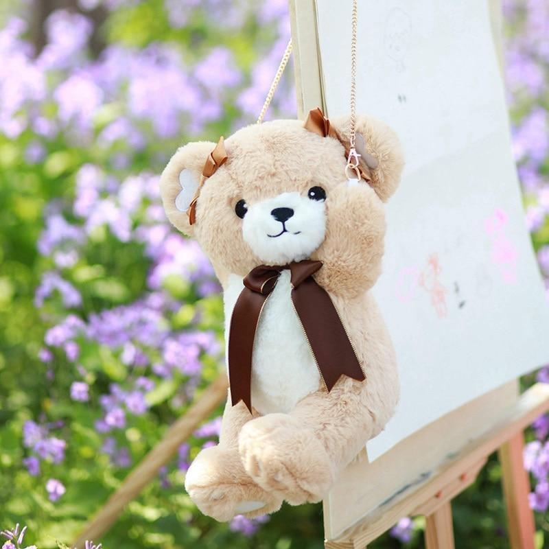 Sweet Bear Handbag - Purse