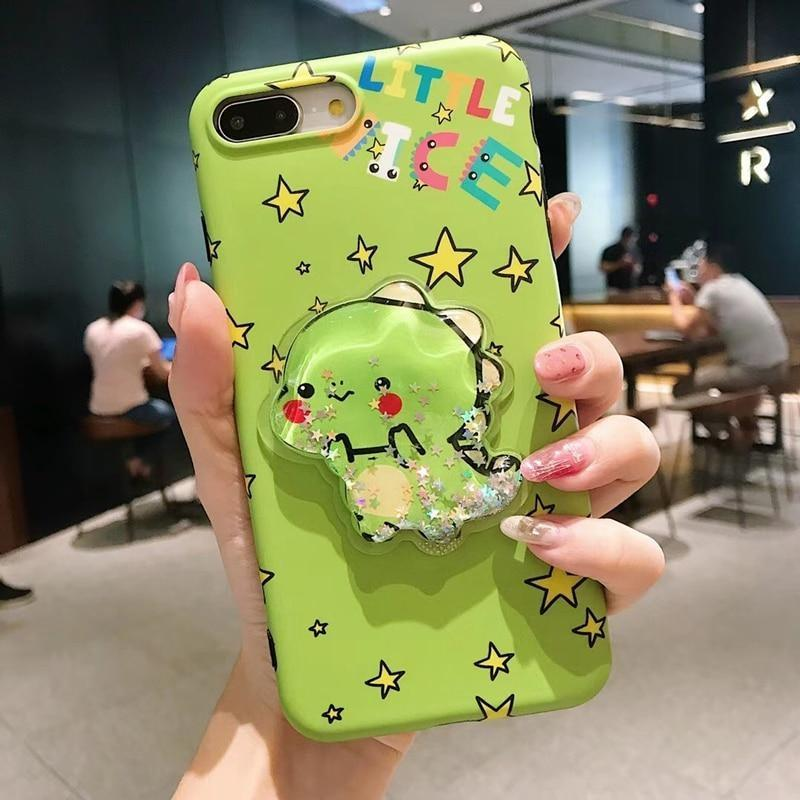 Sweet Dino iPhone Case - phone case