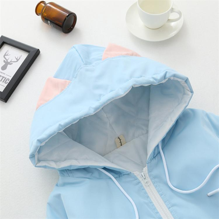 Sweet Kitten Windbreaker - jacket