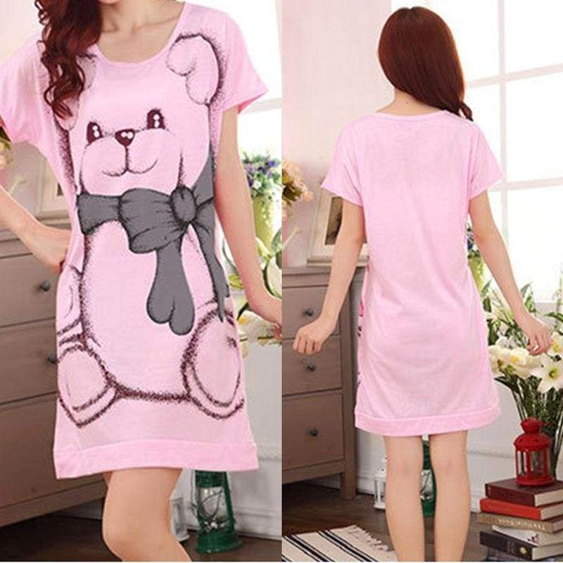 Teddy Nightgown - Dress