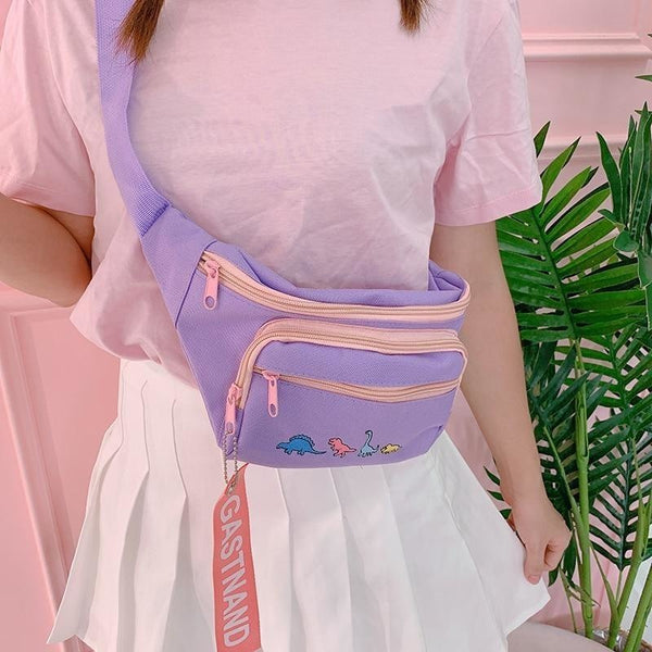 Tiny Dino Fanny Pack - bag