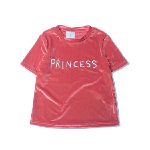 Velvet Princess Tee - Shirt