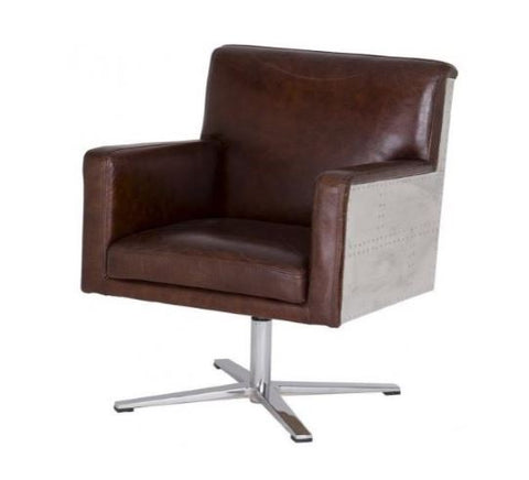 BELLA LUXE AVIATOR OFFICE CHAIR