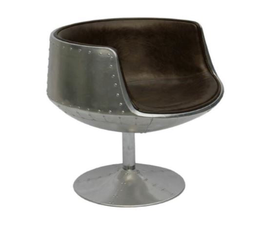 BELLA LUXE AVIATOR CUP CHAIR