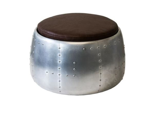 BELLA LUXE AVIATOR STOOL