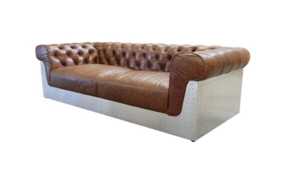 BELLA LUXE AVIATOR SOFA