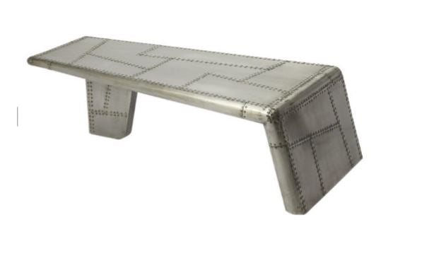 BELLA LUXE  AVIATOR COFFEE TABLE