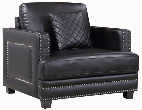 Ferrara Leather Chair