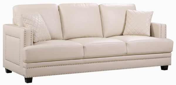 Ferrara Leather Sofa